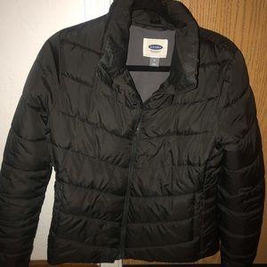 Old Navy Women Puffer Jacket size medium